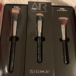 Sigma Makeup Brush Set